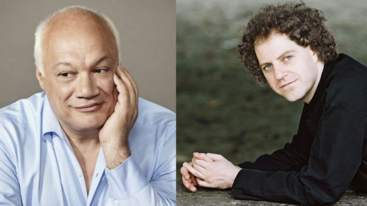 Eric Emmanuel SCHMITT, récitant et Nicolas STAVY, piano