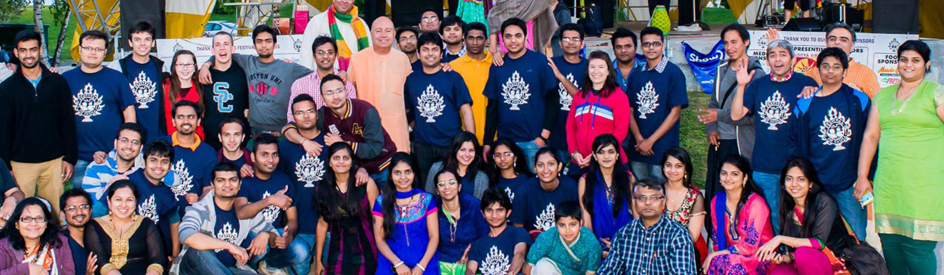 Festival of India - Volunteer
