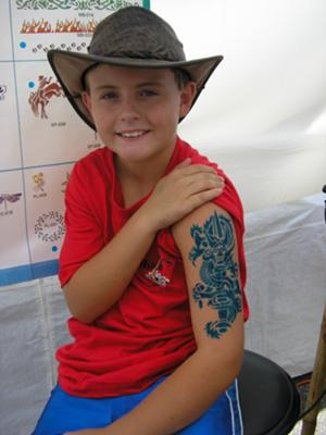 Temporary Airbrush Tattoos Images