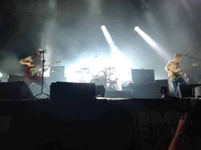 Biffy Clyro – e non solo – al Rimini Park Rock 2017
