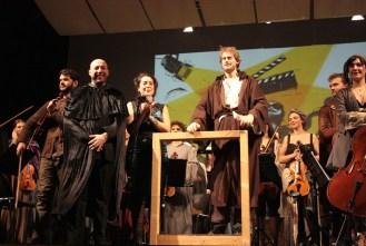 Finale Filmusic @ teatro duse 8/02/18