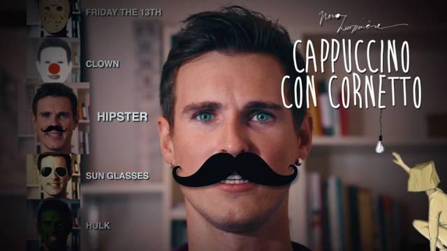 In anteprima il nuovo video dei Nero Lumiere: Cappuccino con cornetto