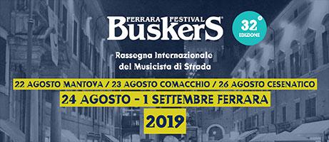 L'arte diffusa: le strade di Ferrara Buskers Festival 32