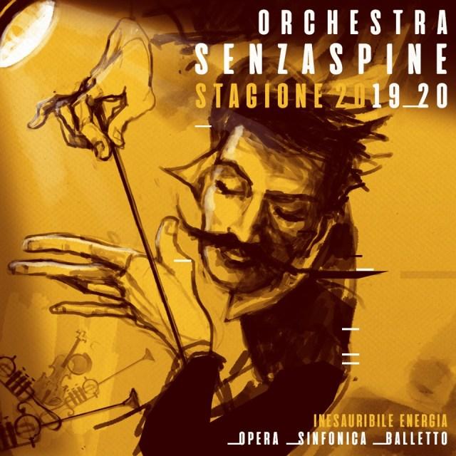 Orchestra Senzaspine: una nuova stagione ricca di novità