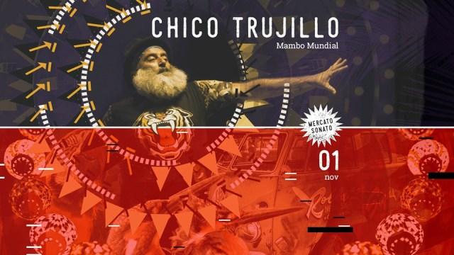 Intervista a Chico Trujillo: cumbia dal Cile per fare festa, nonostante tutto.