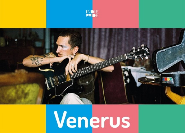Questo weekend è Indie Pride 2019; intervista a Venerus