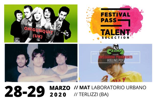Un contest per i talenti da far suonare a Sziget e Home Festival!