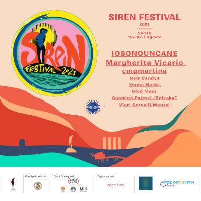siren festival 2021