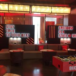 Budweiser Experience Zone