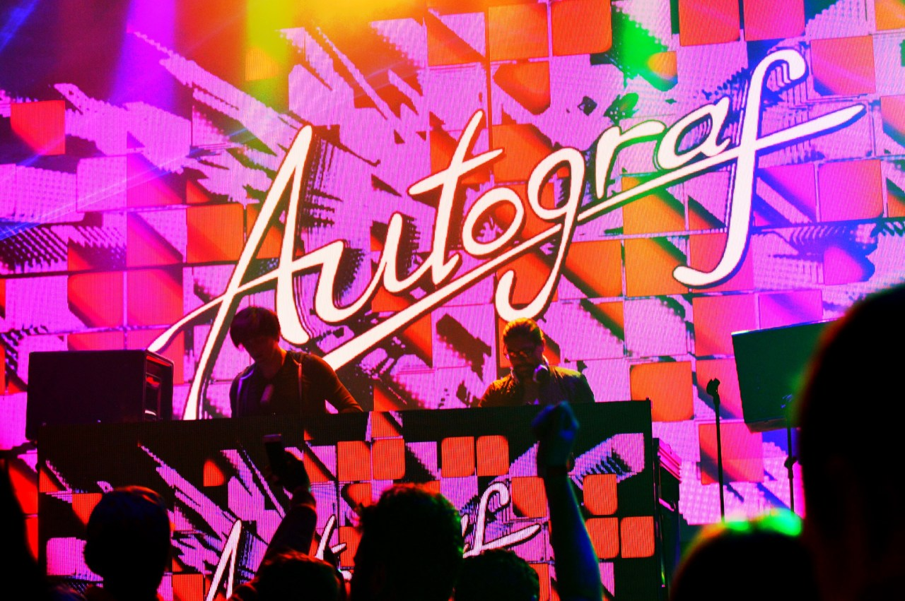 Autograf's Future Soup Fills Our Music Hunger