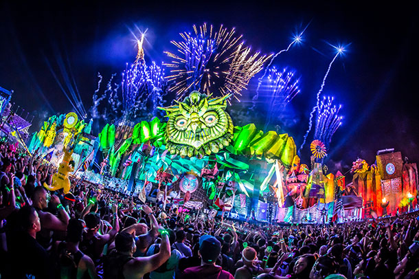 EDC Week Brings Together Pool Parties, Conferences, & Festivals