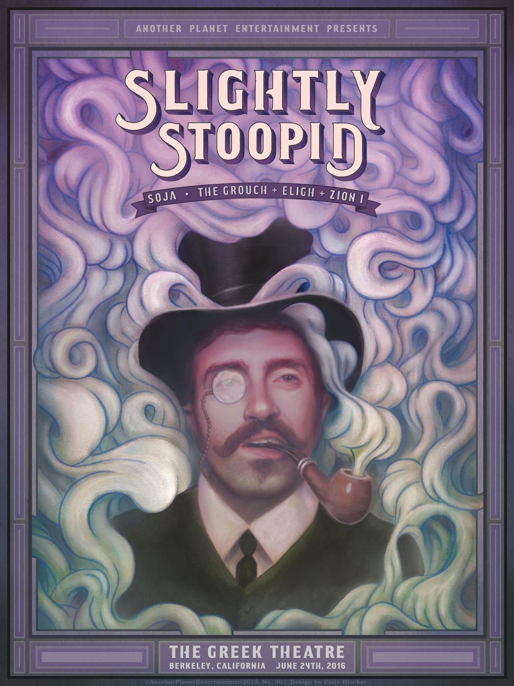 Slightly Stoopid: Return of The Red Eye Tour