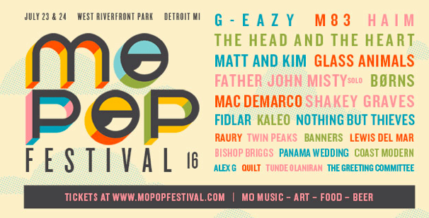 Mo Pop Daily Lineups are Here!