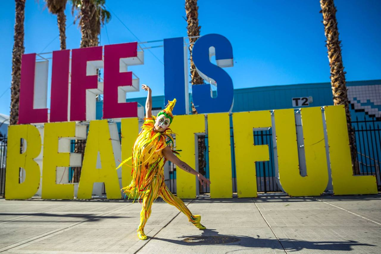 Beauty Is In the Eye of the Ticket Holder: Life Is Beautiful 2016