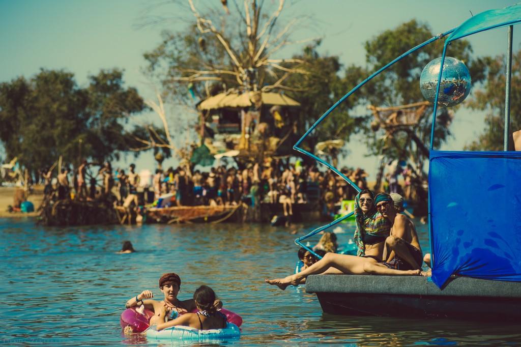 Burning Man Blues Hurt, Symbiosis Can Help
