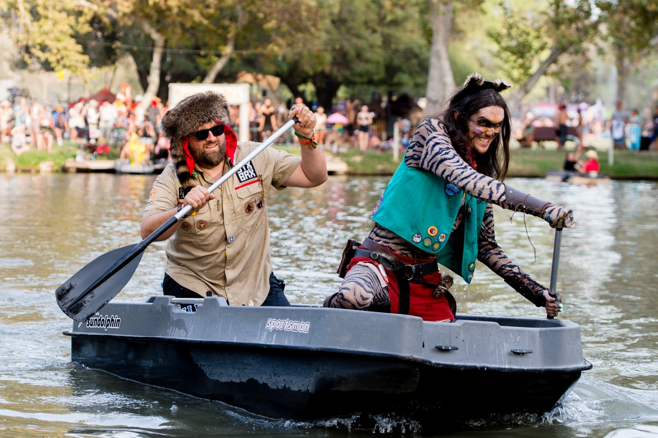 24 Photos from Dirtybird Campout That Will Make You Feel Like a Kid Again
