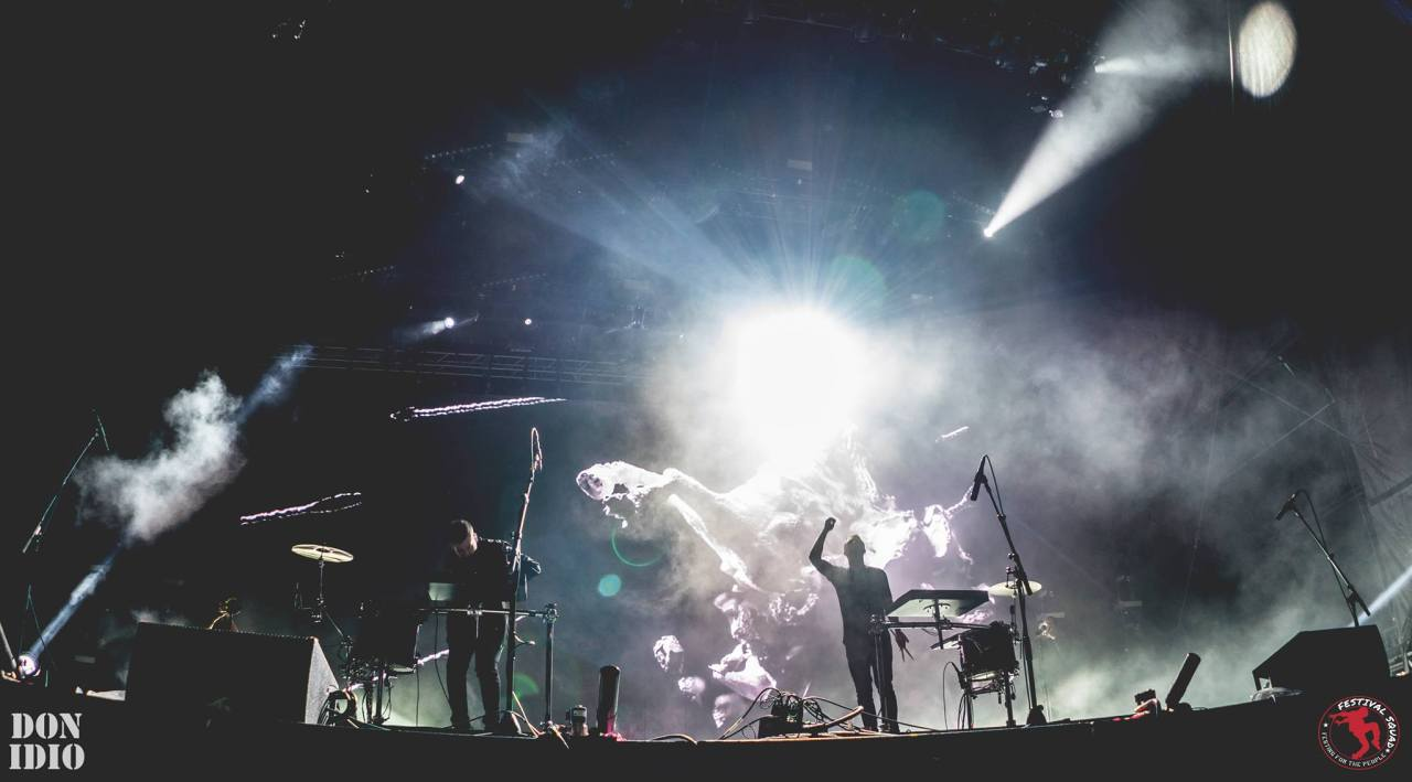 ODESZA Drops 3 New Songs at Day For Night In Houston, Fans Go Wild