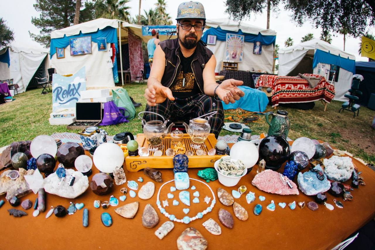 Cultivating a Community at Tucson's Gem and Jam Festival