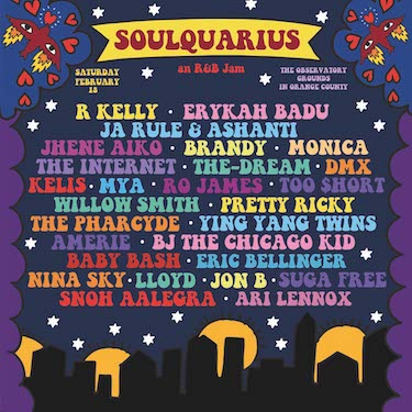 Festival Review: The Fashionably Late Soulquarius