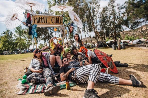 Free-Spirited Freaks & Fun at Boogaloo