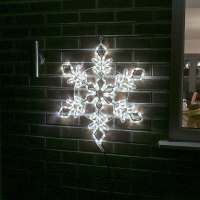 Best 28+ - Snowflake Lights Outdoor Large - large ...