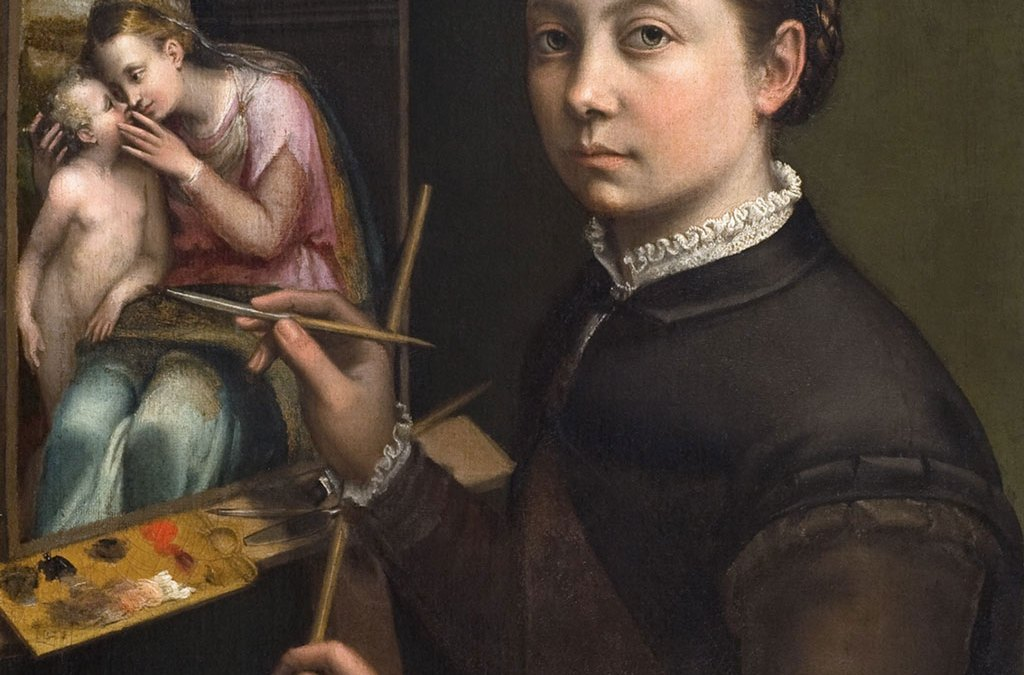 Sofonisba Anguissola a nő, aki precedenst teremtett a festészetben