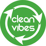 Clean Vibes Logo