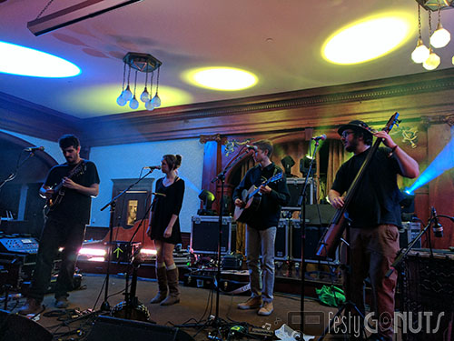 Leftover Salmon at the Stanley Hotel 2017