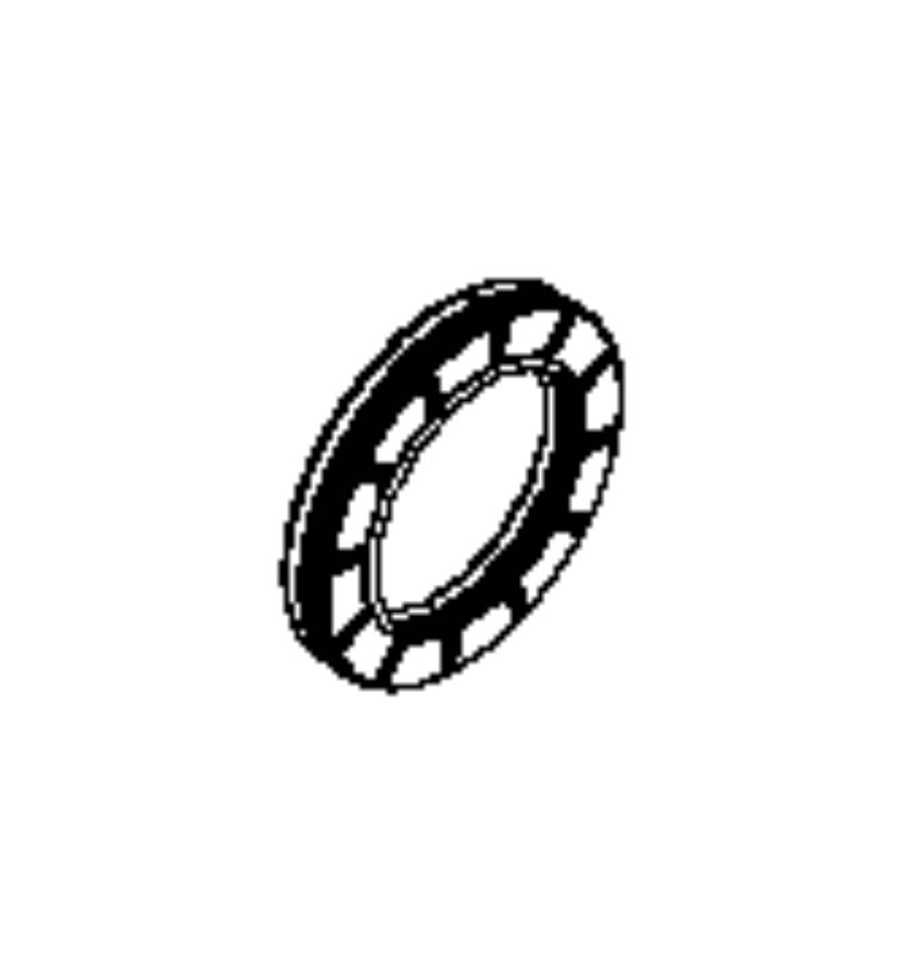Suzuki Vitara Manual Transmission Extension Housing Seal