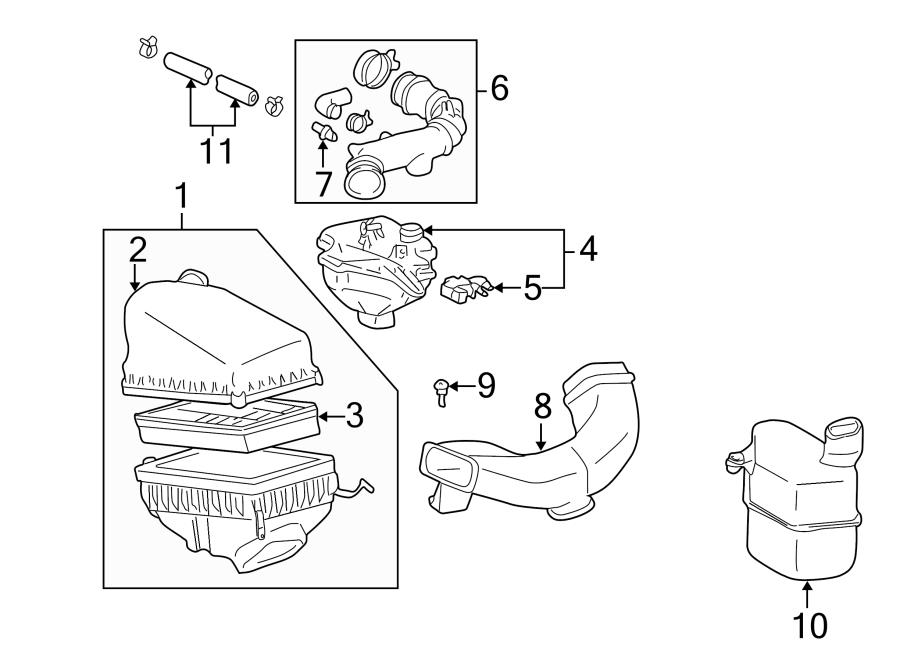 Service manual [2000 Dodge Stratus Oil Filter Housing