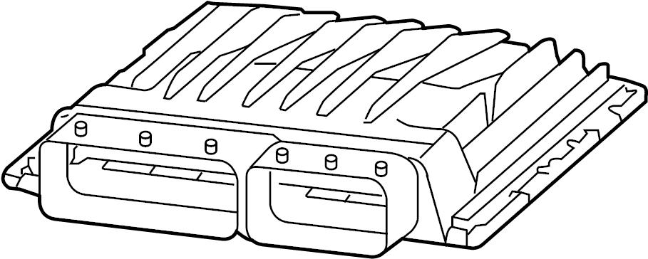 2008 BMW 535i Engine Control Module. Order, Description