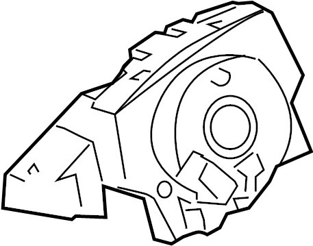 Nissan Frontier Sensor. STEERING. Angle, Switch, ASSEMBLY