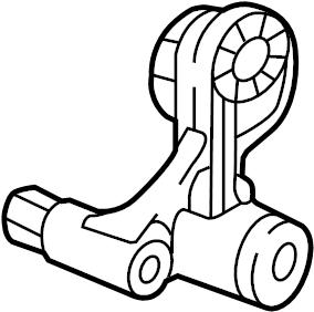 2014 Honda Accessory Drive Belt Tensioner Assembly. LITER