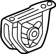 2000 Honda CR-V Engine Mount (Right, Front, Rear