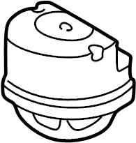 Mercedes-Benz C350 Alarm. SIREN. Horn. Operator controlled