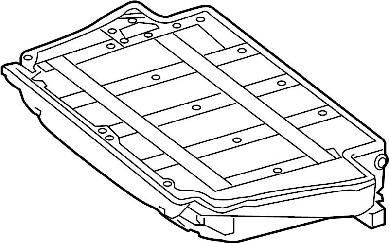 Mercedes-Benz SL55 AMG Battery (do not sub). Vehicle
