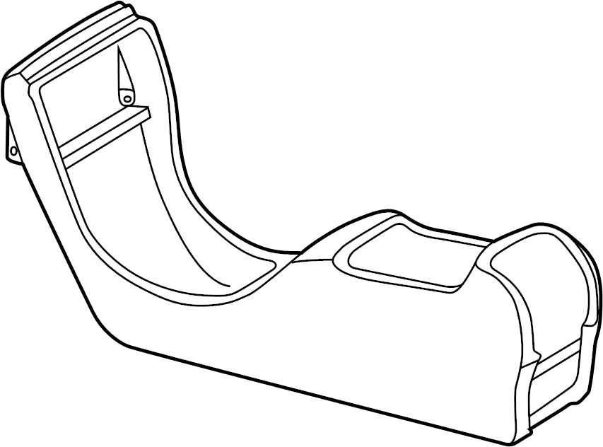 Mercedes-Benz CL500 Panelling. W/o leather, anthracite