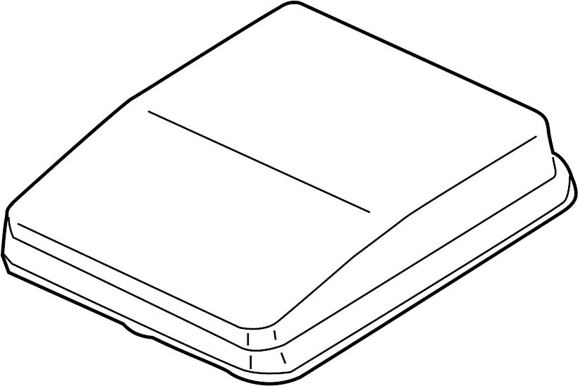Mitsubishi Outlander Battery Terminal Protector. Fuse Box