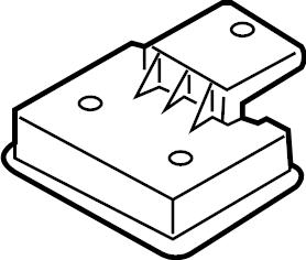Porsche Cayman Ambient Air Temperature Sensor. AMBIENT