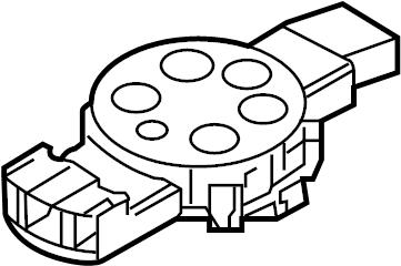 Volkswagen CC Humidity sensor. Rain sensor. Assist