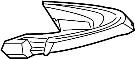 Chevrolet Cruze Coil Spring Insulator (Upper, Lower