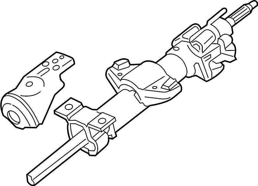 Gmc Sierra Steering Column