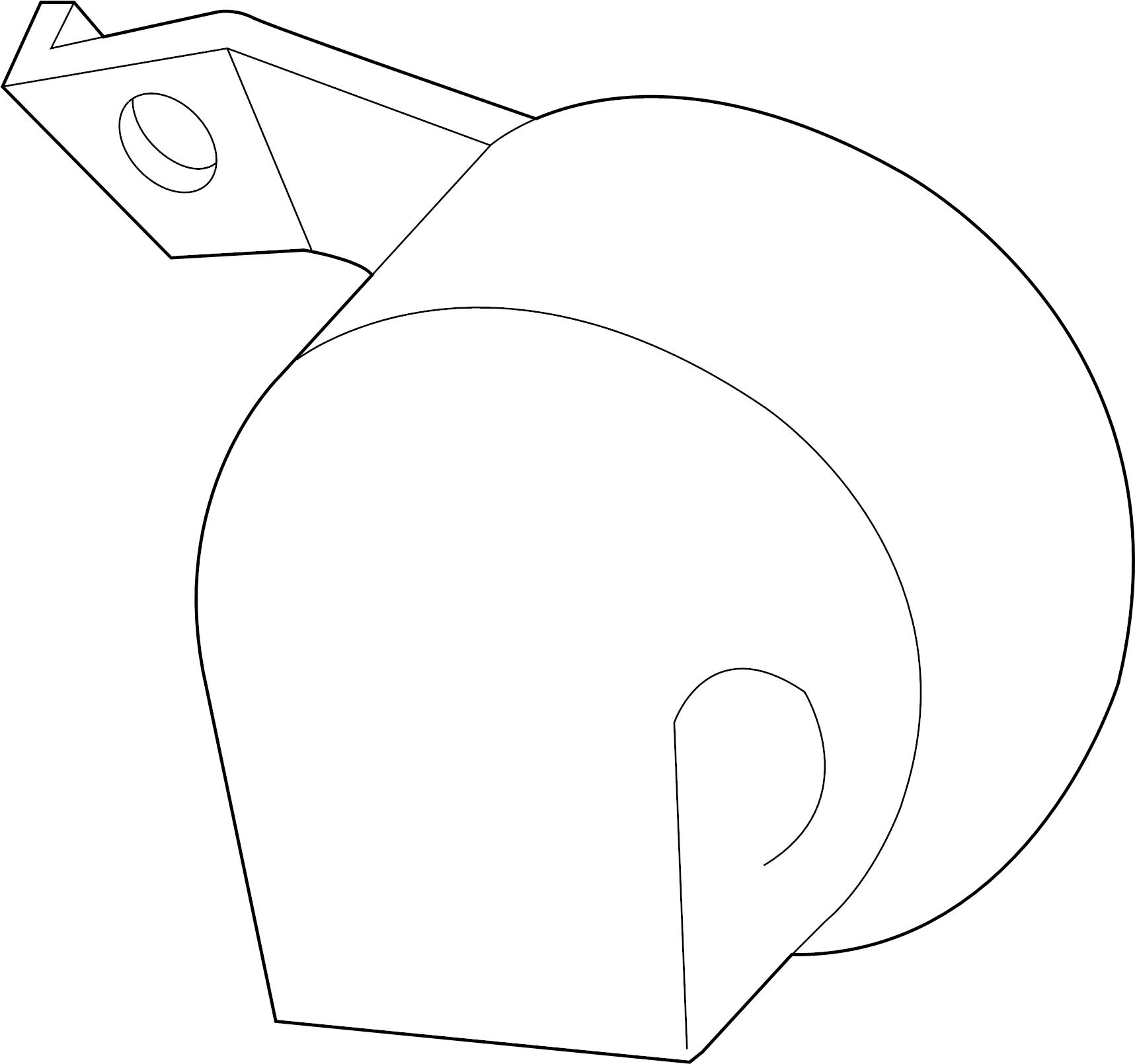 Saturn Vue Horn Assembly 410 Hz Motors General