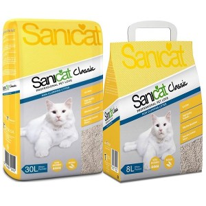 Sanicat Classic Cat Litter