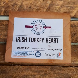 Frozen Turkey Necks 500g