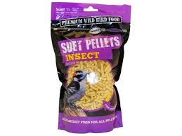 Suet Pellets To Go Insect Flavour 550g