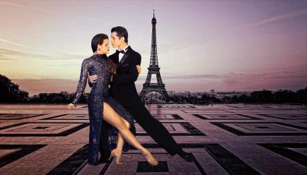 Agostina Tarchini & Axel Arakaki - Bailarinas Tango Festival 2108