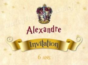 Invitation_HarryPotter