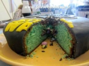 Gâteau Star Wars - Fêtes vous même