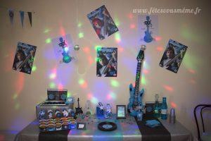 Fête de la Musique - Kit Déco Rock - Fêtes vous même